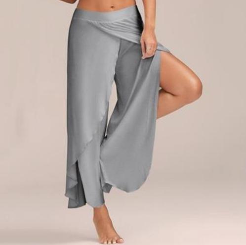 Volné kalhoty na každý den Barva Šedá Velikost A d39f5d5ad2