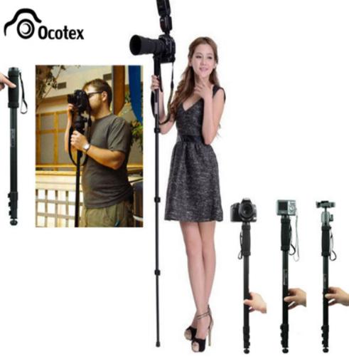 Profesionální stativ 171cm pro fotoaparáty Nikon D3200 D3100 D80 D700 D5000 D5000 D5000 a jiné