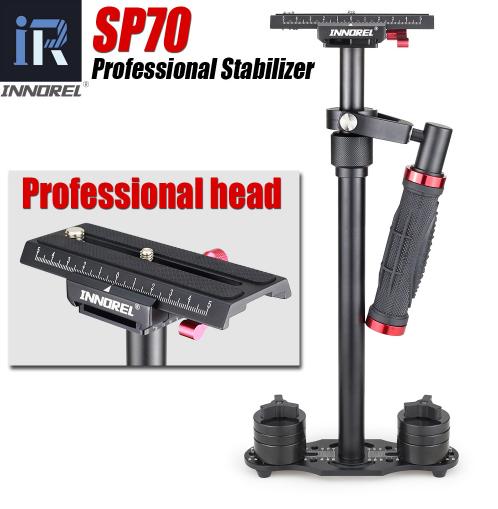 INNOREL Vysoce kvalitní SP70 steadicam stabilizátor pro DSLR kamery