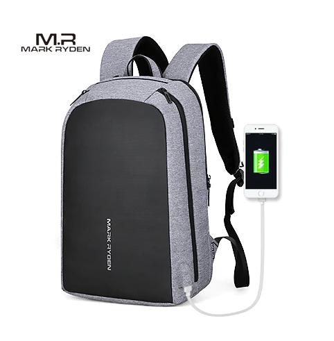 cb354915000 Mark Ryden Mark Ryden Multifunkční batoh s USB dobíjením Barva 2
