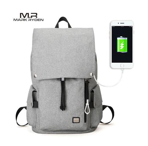 c3d5750f9b3 Mark Ryden Mark Ryden Velkokapacitní vodotěsný batoh pro studenty s USB  Barva 2